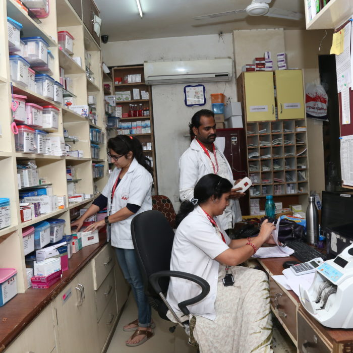 Complete Pharmacy Shop