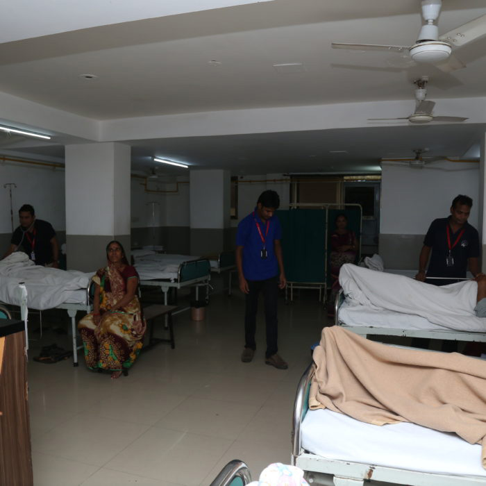 Clean and Hygienic General Ward